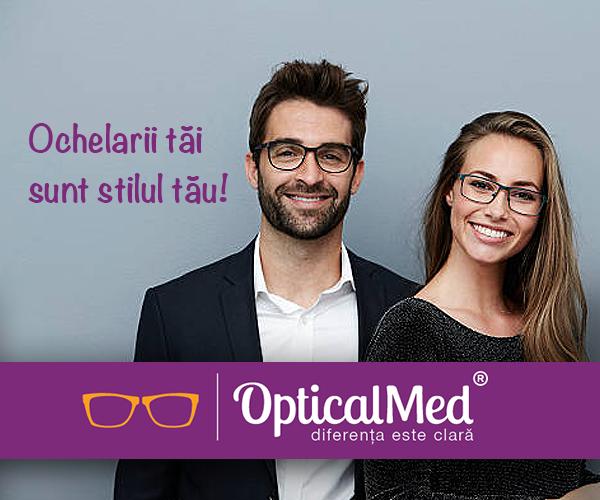 OpticalMed | Optica medicala Galati